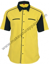 F18016 (Golden yellow / Black)