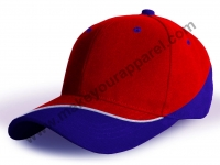 CP7605 (Red / Royal blue / White)